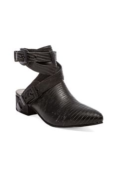 Matisse Talon Bootie in Black