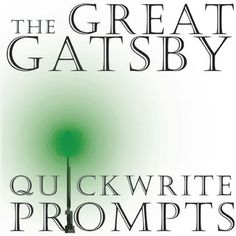 The great gatsby essay prompts - Writing a research paper buy order
