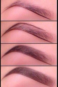 Eyebrow yumminess