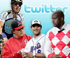 This picture just gives an idea of how all different sports are using social media marketing techniques to get ahead.