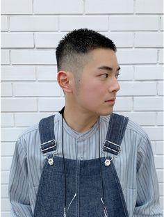 Korean Men Hairstyle, Korean Short Hair, Pop Hair, Crew Cuts, Boy Hairstyles, Short Cuts, A Good Man, Short Hair Styles, Hair Cuts