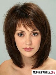 Layered bob haircuts and stylish