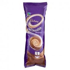 Cadbury Instant Hot Chocolate Cups 8 Pack