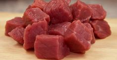 Scientist Finally Discover Why Eating Red Meat Causes Cancer - Love For Healthy Food Healthy Food To Lose Weight, Healthy Eating, Eating Raw, Healthy Hair, Good Healthy Recipes, Dog Food Recipes, Paleo Recipes, Easy Recipes, Dinner Recipes