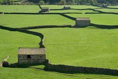 Gunnerside Barns - The Yorkshire Dales