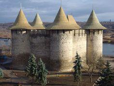 Cetatea Sorocii - Cetatea Sorocii