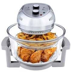 Price Drop! 16qt Big Boss Oil-less Fryer (5 Colors)