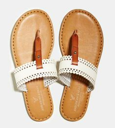 AEO Wide Banded Thong Sandal - Buy One Get One 50% Off & Free Shipping