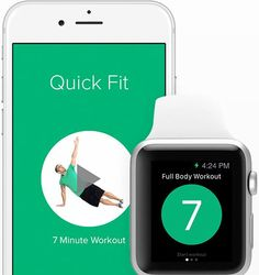 Now that Apple's wearable has landed, you'll need apps. Here are the best Apple Watch apps we've found so far. Best Apple Watch Apps, Apple Watch Bands, 7 Minute Workout, High Intensity Interval Training, 7 And 7, Smart Watch, Watches, Learning, Electronics