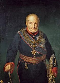 Francesco I di Borbone (Napoli, 19 august 1777 – Napoli, 8 november 1830) King of Two Sicilies and son of King Ferdinando I of Two Sicilies