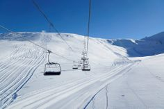 The Grandvalira ski area is looking amazing at the moment.