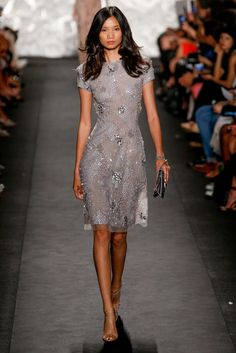 Naeem Khan Spring 2015 Ready-to-Wear Collection Photos - Vogue
