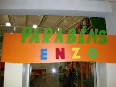 Aniversario do Enzo