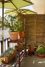 pinterest urban patios - Google Search