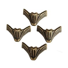 $1.20 (Buy here: https://alitems.com/g/1e8d114494ebda23ff8b16525dc3e8/?i=5&ulp=https%3A%2F%2Fwww.aliexpress.com%2Fitem%2F4pcs-Mini-Antique-Brass-Vintage-Bronze-Jewelry-Chest-Gift-Box-Wooden-Case-Decorative-Feet-Leg-Metal%2F32755908298.html ) 4pcs Mini Antique Brass Vintage Bronze Jewelry Chest Gift Box Wooden Case Decorative Feet Leg Metal Corner Protector for just $1.20