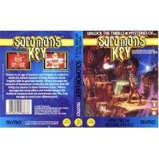 Solomon's Key for Spectrum by U.S. Gold on Tape