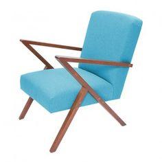 Retrostar Chair - Turquoise