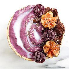 All happiness depends on a leisurely breakfast.  PC: @thetoastedpinenut #EatBarnana #breakfastofchampions #Barnana #breakfastbowl #inspirations #trendyfood