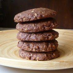 Cookistry: Chocolate Hazelnut Cookies