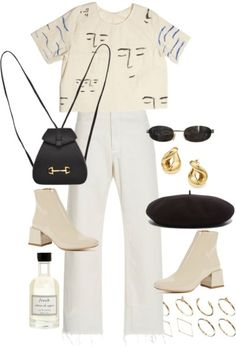 Untitled #11678 by nikka-phillips featuring Yves Saint Laurent