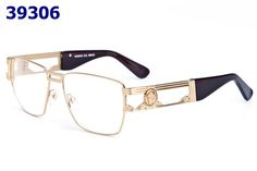 Versace Sunglasses 630 coffee gold frame