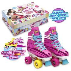 Patinando e Cantando: Disney liberou a venda de dezenas de produtos de Eu Sou Luna Roller Skate Cake, Roller Skating, Disney Channel, Son Luna, Workout Gear, My Childhood, Girl Day, Baby Car Seats, Party Themes