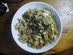 Pad thai met courgettenoedels en kip | | Goed en gezond eten