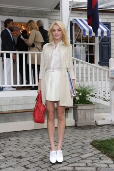 Jessica Stam! Long time no see. #MyEquipmentStyle