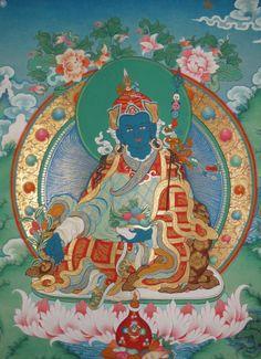 Medicine Buddha Guru Rinpoche