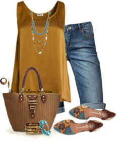 30 Cute and Beautiful With Everyday Outfit Polyvore Combination