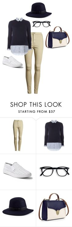 """""""juh another day"""" by tanira-236 ❤ liked on Polyvore featuring Dorothy Perkins, Steve Madden, Christys' and Aspinal of London"""