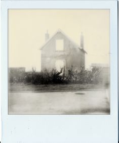 Ghost House, photography by Sabrina Lesert