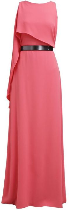 Pin for Later: Die 50 schönsten Kleider für deinen Abiball  Halston Heritage Maxikleid (690 €)