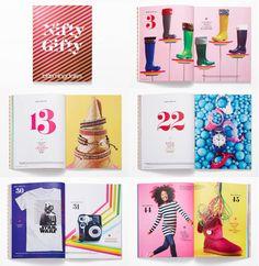 Bloomingdale's - Taylor Moore Portfolio Christmas Graphic Design, Love Box, Creative Things, Box Design, 2d, Festive, Xmas, Design Inspiration, Holiday Decor