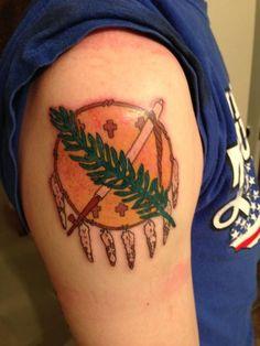 Tattoo ideas oklahoma tattoo flag tattoos tx tattoos tattoo designs