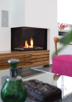British Fires at MADE Expo #fireplace