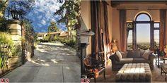 Katy Perry's home in Los Feliz area