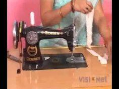 Sewing a sari blouse