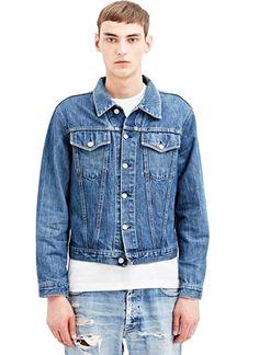 ARCHIVE - Helmut Lang Classic Denim Jacket