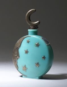 `Lune de Miel,` a Depinoix perfume bottle                                                                                                                                                                                 Mais