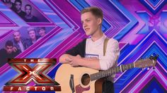 Reece Bibby sings Disclosure's Latch - Audition Week 1 - The X Factor UK...