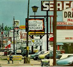 Lots o' classic signs in there...