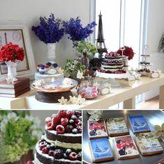 5 destinos para decorar sua mesa/ decoração de mesa/ decoração paris/ mesa paris/ tablescape inspiration