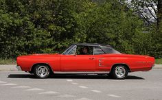 1968 Dodge Coronet 500 Convertible by polara 64, via Flickr
