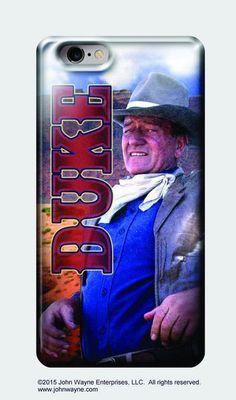 John Wayne iPhone 6 Case