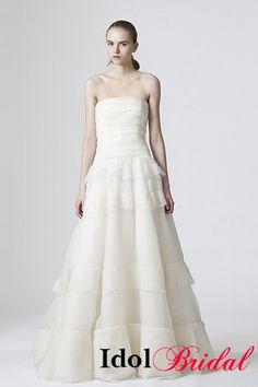 Stunning  idolbridal Vintage wedding dresses IDO Vera Wang