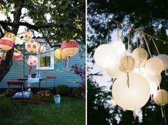 iluminar fiestas verano jardin 4