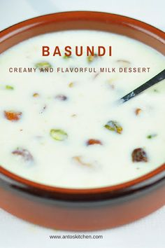 Basundi is an easy and delicious milk sweet flavored with cardamom and crunchy…
