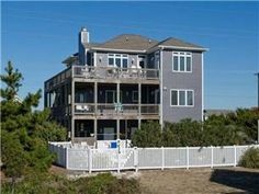 Outer Banks, NC Beach Rentals with Private Pools