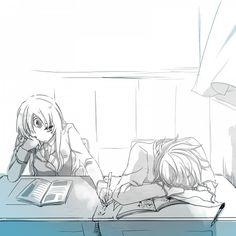 Tags: Anime, Pixiv Id 3619000, Elsword, Raven (Elsword), Eve (Elsword), Reckless Fist (Raven), Code: Nemesis